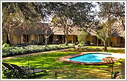 Hotel Safari Club Johannesburg
